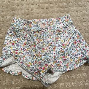 Gap 18-24 Months ruffle bottom Shorts